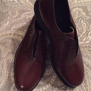 Men's, size 12 Footloose dress shoes